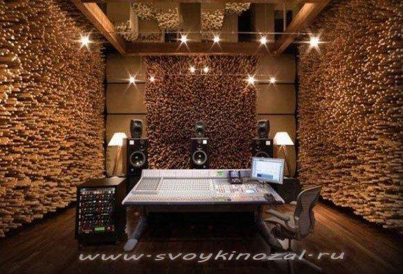Важность звукоизоляции и шумопоглощения в кинозале. Часть 1