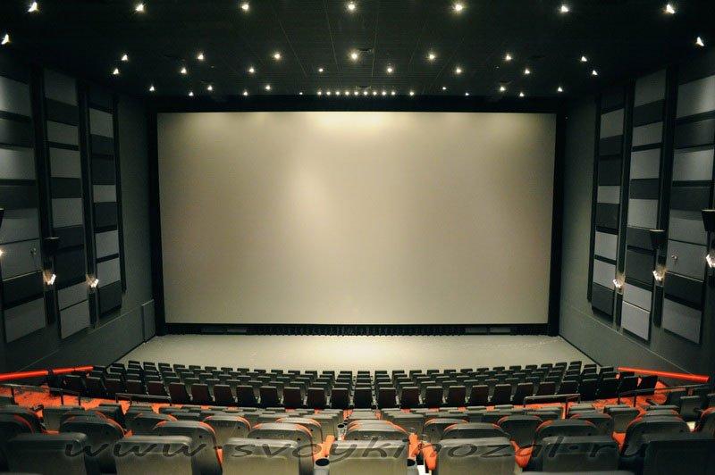 Экраны для проектора домашнего кинотеатра. Часть 1