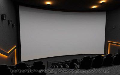 Экраны для проектора домашнего кинотеатра. Часть 2