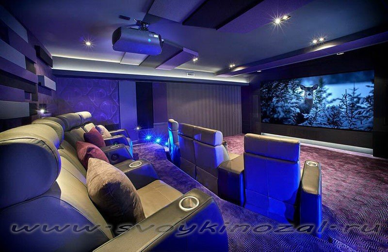 Из чего состоит домашний кинотеатр - оборудование
