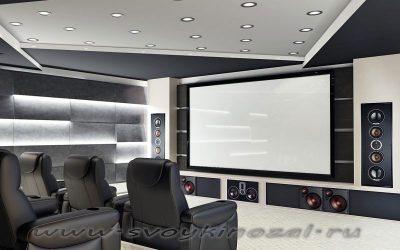 Стационарные проекционные экраны. Преимущества их применения