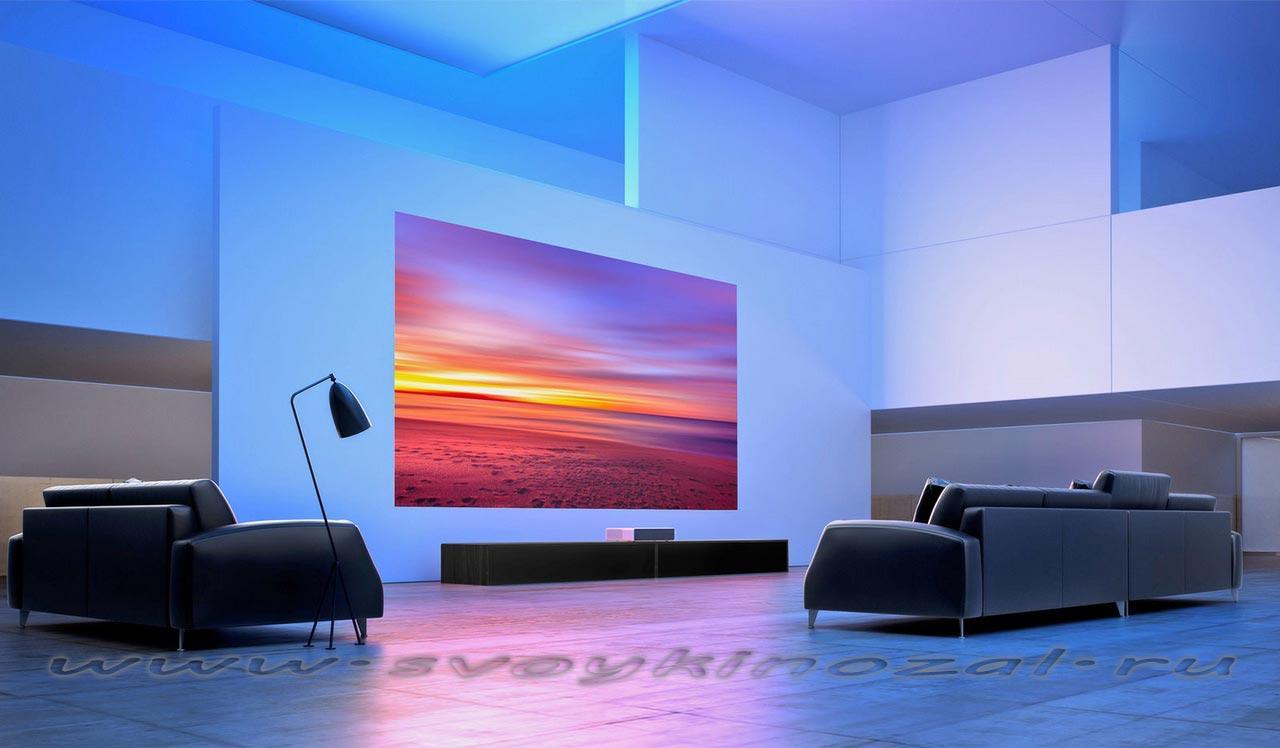 сколько стоит проектор для домашнего кинотеатра 1